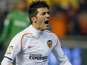 """""""Барселона"""" готова выложить 35 миллионов за Вилью"""