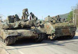 За год Южная Корея продала вооружение на миллиард долларов