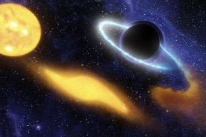 Черные дыры появились раньше галактик