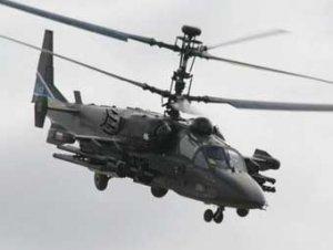 Россия получила заявки на вертолеты Ка-52 от трех стран