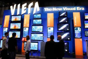 Выставка Consumer Electronics Show (CES) 2009 в Лас-Вегасе.часть 1