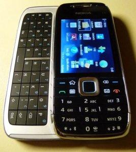 Nokia E75: познакомимся поближе