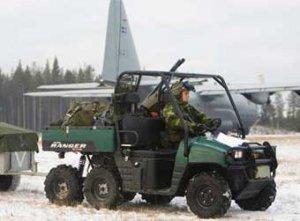 Шведская армия избавится от половины танков и трети солдат