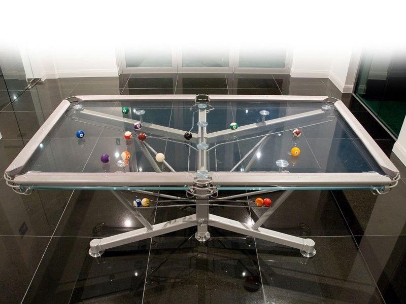 Интересные дизайны стола