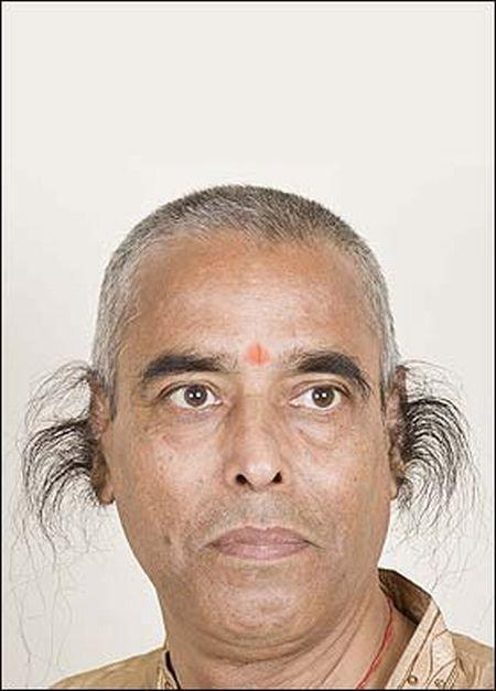 Самые длинные лобковые волосы
