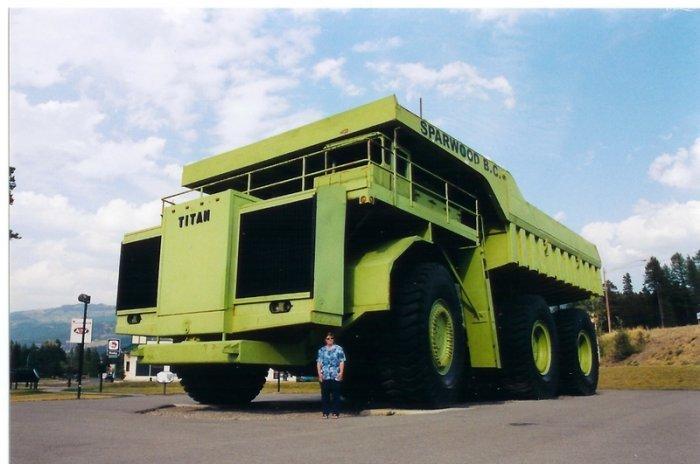 Самые большие машины фото