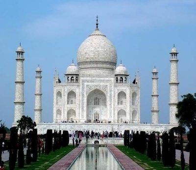 Красивые и удивительные места мира