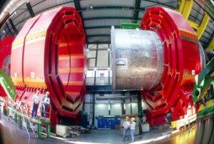 Большой адронный коллайдер запустят не раньше сентября 2009 года