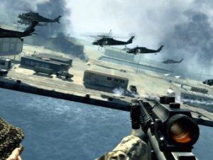 Call of Duty 4 получила три награды BAFTA