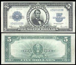 Все банкноты США