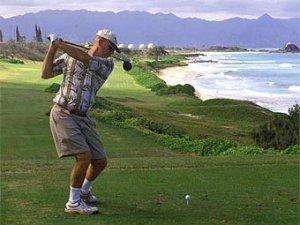 Маятник признали идеальным игроком в гольф