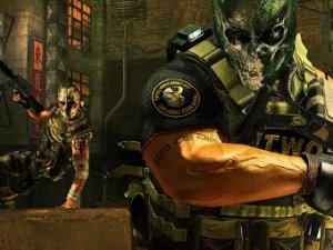 EA анонсировала продолжение Army of Two