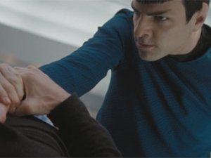"Трейлер ""Звездного пути"" побил рекорд ""Темного рыцаря"""