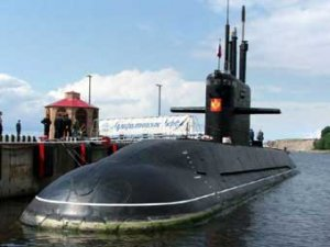 ВМФ России получит новую малошумную подлодку в 2010 году