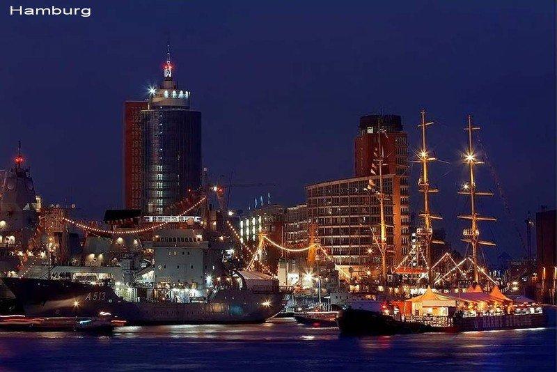 Самые красивые города мира 19 фото
