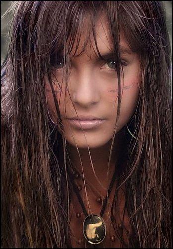 Hd фото красивое лицо девушки