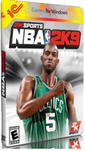 NBA 2K9: Патч v1.0.0.1(RU)