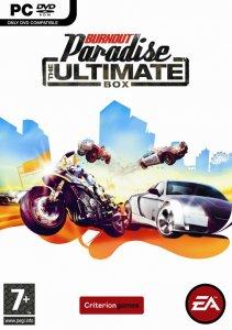 Burnout Paradise - The Ultimate Box: Патч Набор автомобилей