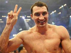 Владимир Кличко подписал контракт на бой с англичанином