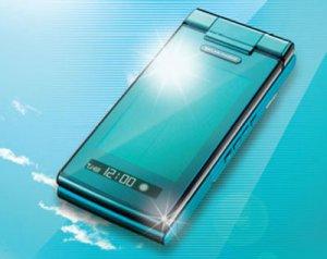 Телефон для отдыха: водонепроницаемая экология от Sharp