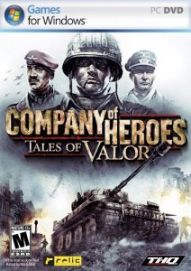 Company of Heroes - Tales of Valor: Патч v2.502 - 2.600(RU)