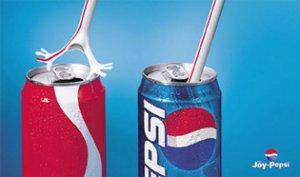 Coca-Cola против Pepsi (Фото+Видео)