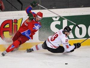 Сборная России по хоккею победила хозяев чемпионата мира