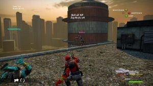 Bionic Commando - лабораторный отчет
