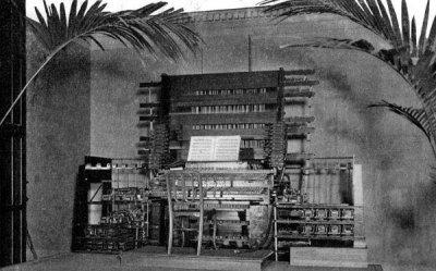 Телармониум - предок всех электронных музыкальных инструментов (7 фото)