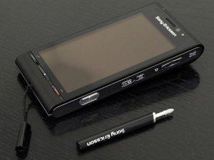 Sony Ericsson Idou: знакомство украдкой