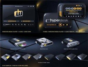 Hyperdesk DarkMatter-Flagship