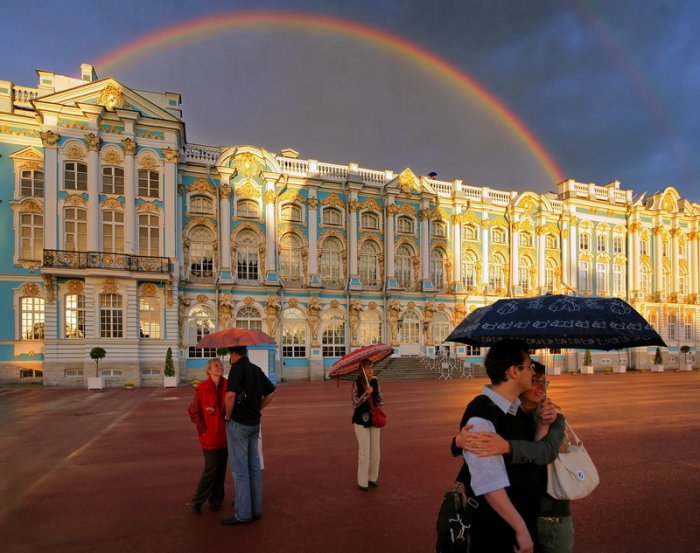 St.Petersburg by A.Petrosyan