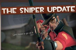 Обновление для Снайпера (Team Fortress 2)