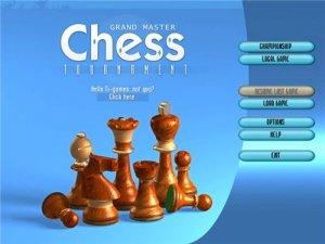 Grand Master Chess Tournament