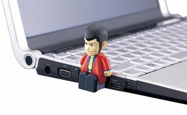 Самые необычные USB-стики