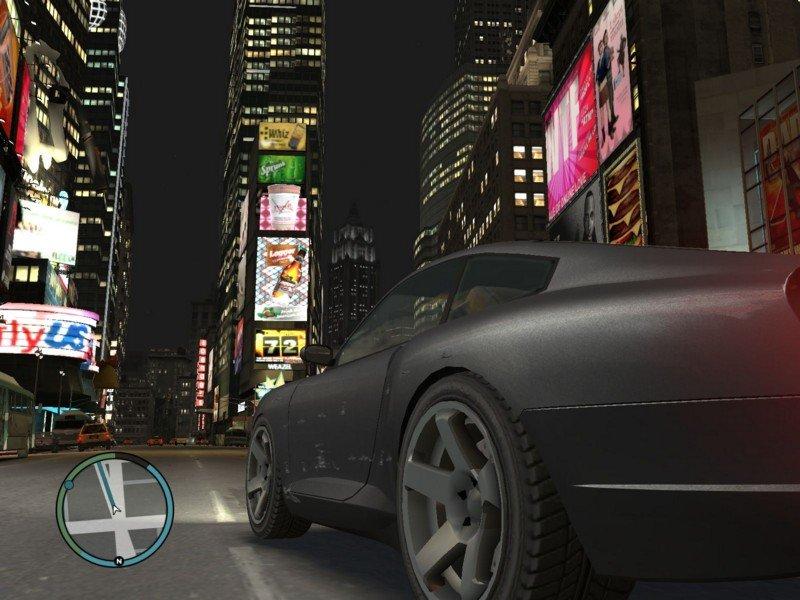 Просмотров: 724. Комментариев: 3. Следующий скриншот. GTA IV Time-S