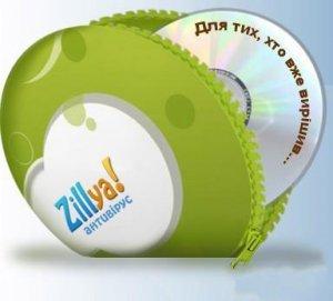 Zillya Antivirus 1.0.1153.0 Ua (14.08.2009)
