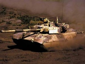 Украинская армия приняла на вооружение новый танк