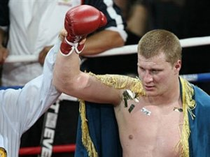 Поветкин согласился на бой с Кличко