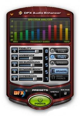 DFX Audio Enhancer 9.012