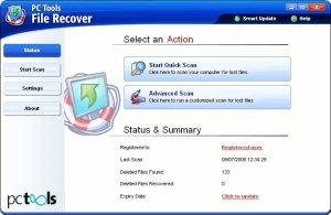 Pc Tools File Recover 7.5.0.10
