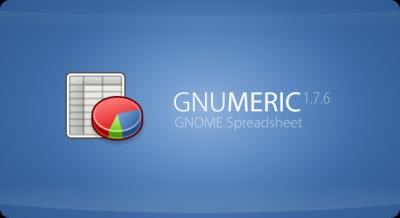Gnumeric 1.9.9