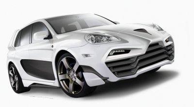 Российские тюнеры представляют свою версию Porsche Cayenne