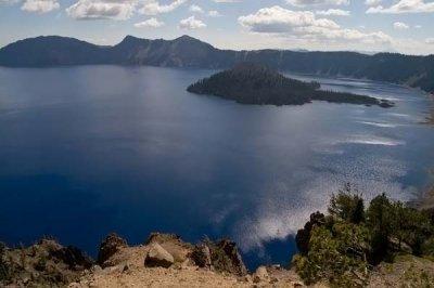 Национальный парк Озеро Крейтер (9 фото)