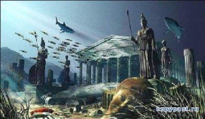 Нашли Атлантиду?