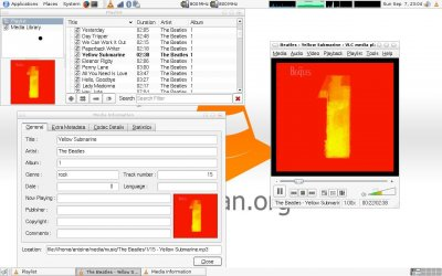 VLC media player 1.0.1 Final for Linux