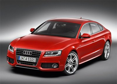 Компания Audi представила большой пятидверный хэтчбек