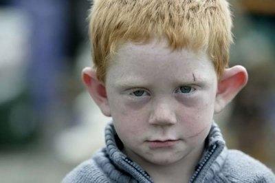 Банды Ирландии: расовая война уличных банд лоялистов (15 фото)