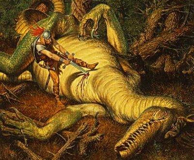 Убить дракона
