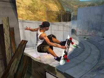 Activision объявила дату выхода игры Tony Hawk Ride